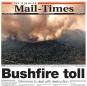 A summer of bushfires 2