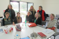 Early meeting at Nowa Nowa