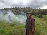 Uncle Rod Mason - Senior Fire Knowledge Holder
